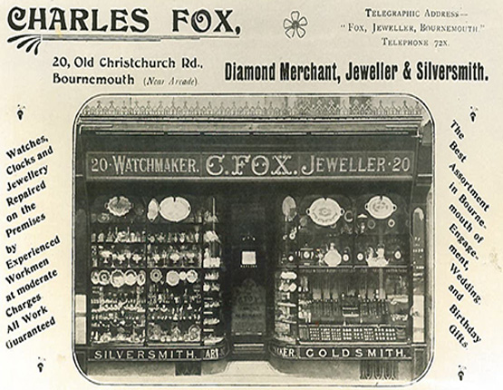 Charles Fox Opened in Yeovil
